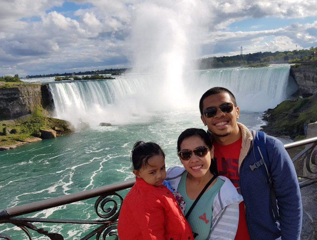 After 6 Months - Niagara Falls