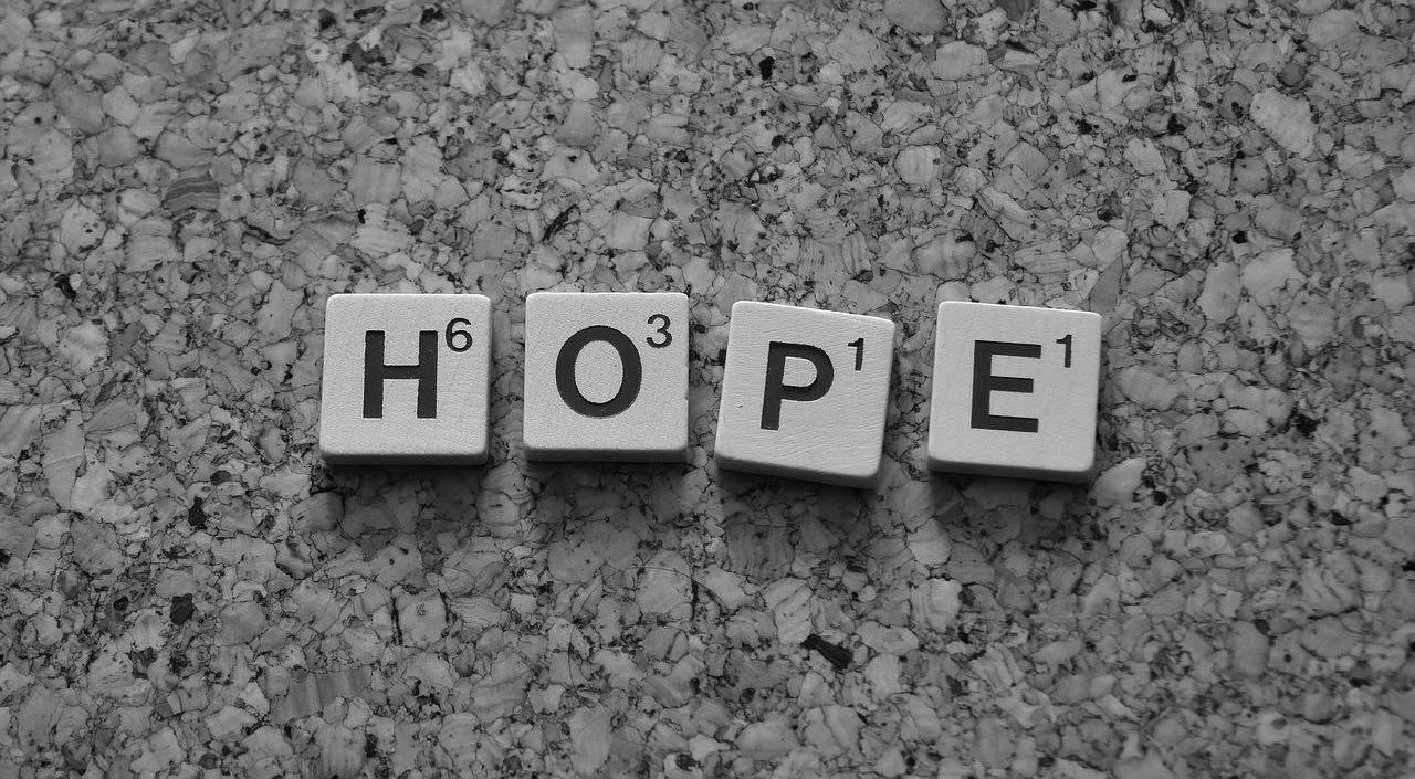 Keeping your hopes up…